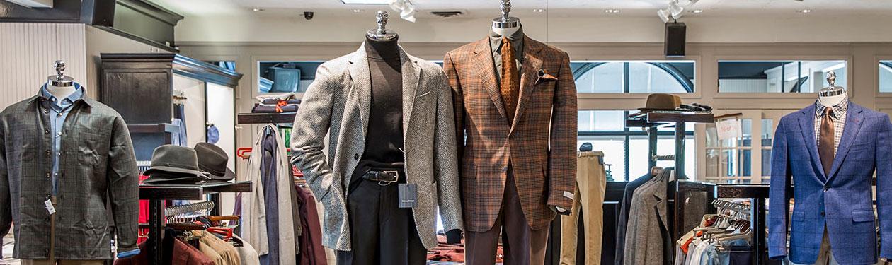 Baumans Fine Men's Clothing Featured Image