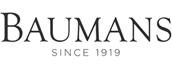 Baumans Fine Men's Clothing Logo